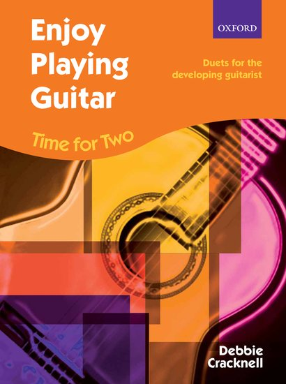 Enjoy Playing Guitar- Time for Two - CD