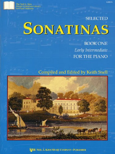 Selected Sonatinas Book 1