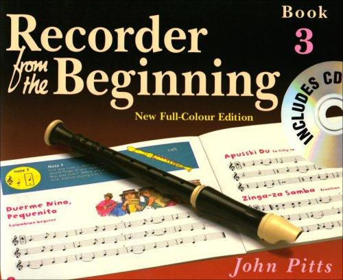Recorder-From-Beginning-Pupil-Book-3-Cd