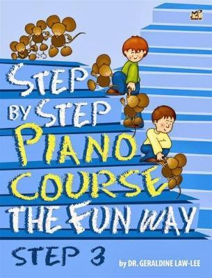 Step by Step Piano Course The Fun Way Step 3