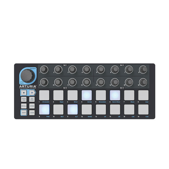Arturia Beatstep Controller and Sequencer, Black