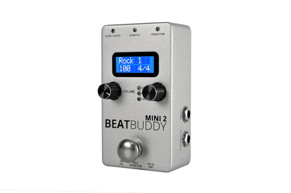 Singular Sound - BeatBuddy MINI 2 Drummer Pedal