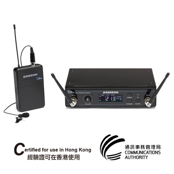 Samson Concert 99 Presentation Wireless Microphone System