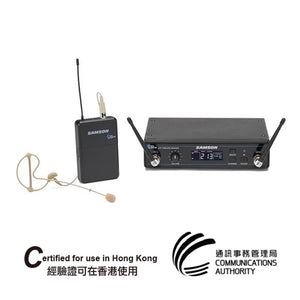 Samson Concert 99 Earset Wireless Microphone System. 2-Set Promotional Pack. Extra 10% Discount ($1,782 only) for 2nd Assorted Concert 99 Model