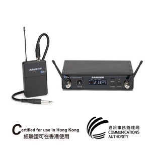 Samson Concert 99 Guitar Wireless Microphone System. 2-Set Promotional Pack. Extra 10% Discount ($1,782 only) for 2nd Assorted Concert 99 Model
