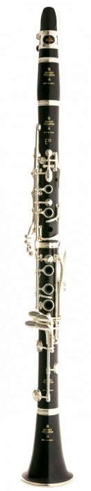 Buffet Crampon E13 Bb Clarinet, Selected African Blackwood Body