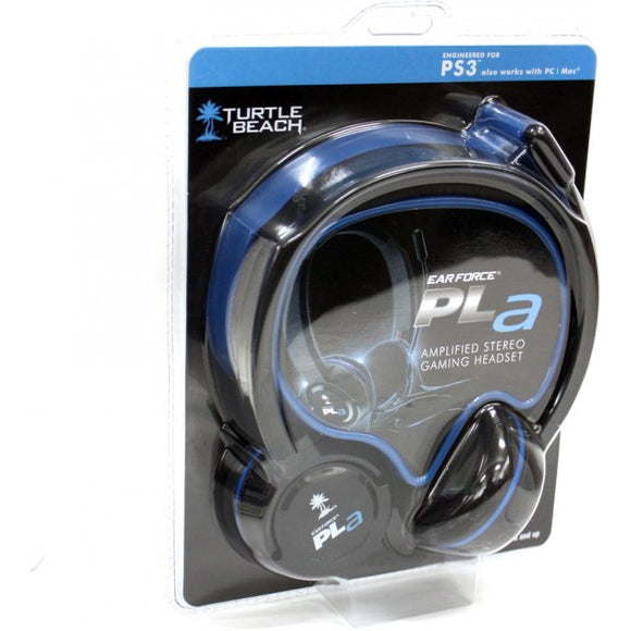 Turtle Beach Ear Force PLa Amplified Over-Ear Headset (PS3)