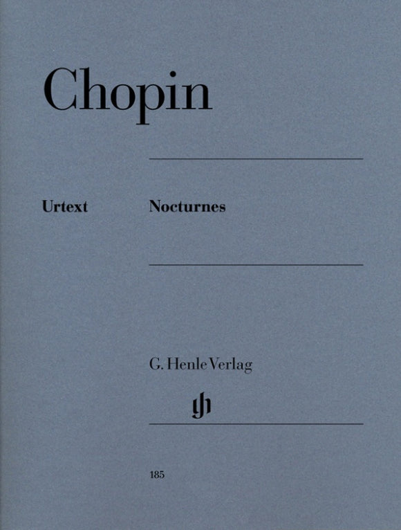 Chopin-Nocturnes-For-Piano