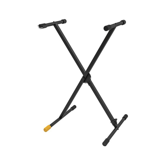 HERCULES KS100B EZ Single X-Keyboard Stand