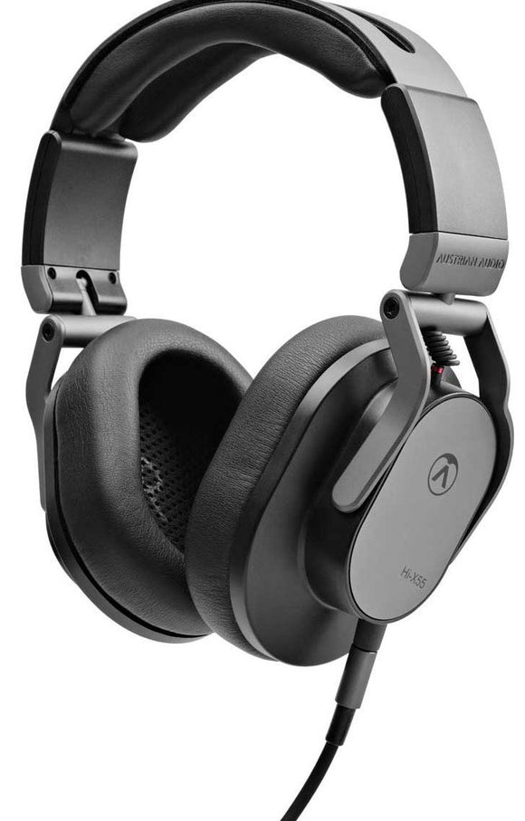( Pre-Order) Austrian Audio Hi-X55 Professional Over-Ear Headphones Hifi
