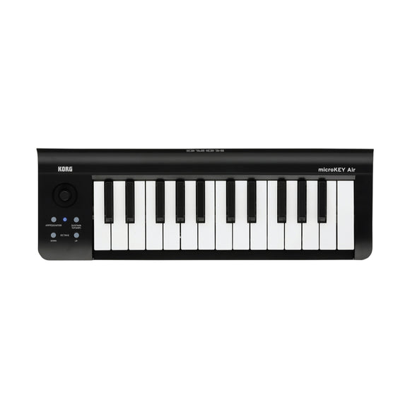 Korg microKEY2 Air Bluetooth Keyboard Controller (25/37/49/61-Keys)