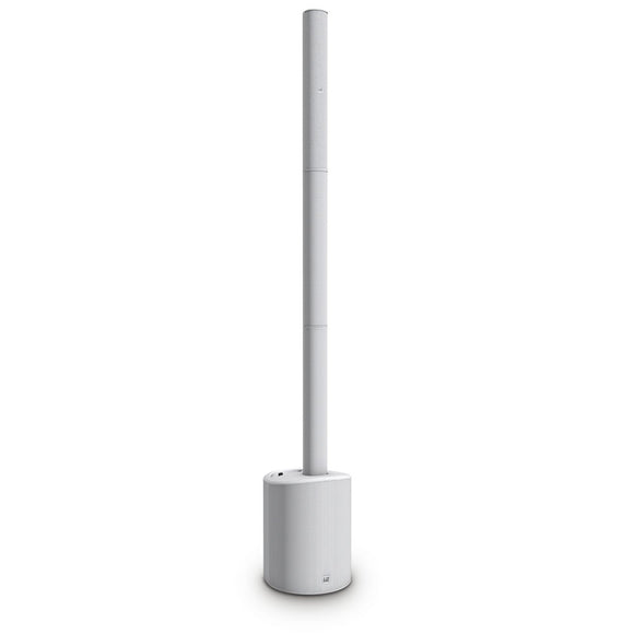 Ld Systems Maui5go/W Battery-Powered Column Pa System,White