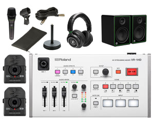 All-In-One Live Streaming Bundle C