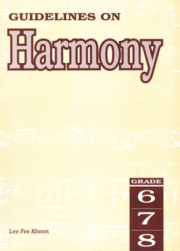 Guidelines On Harmony 6-8