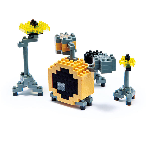 Nanoblock-Drum-Set
