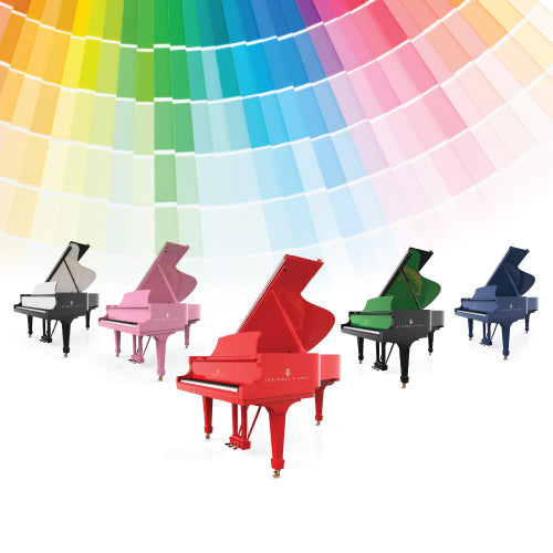 STEINWAY & SONS Grand Piano POP of COLOR COLLECTION