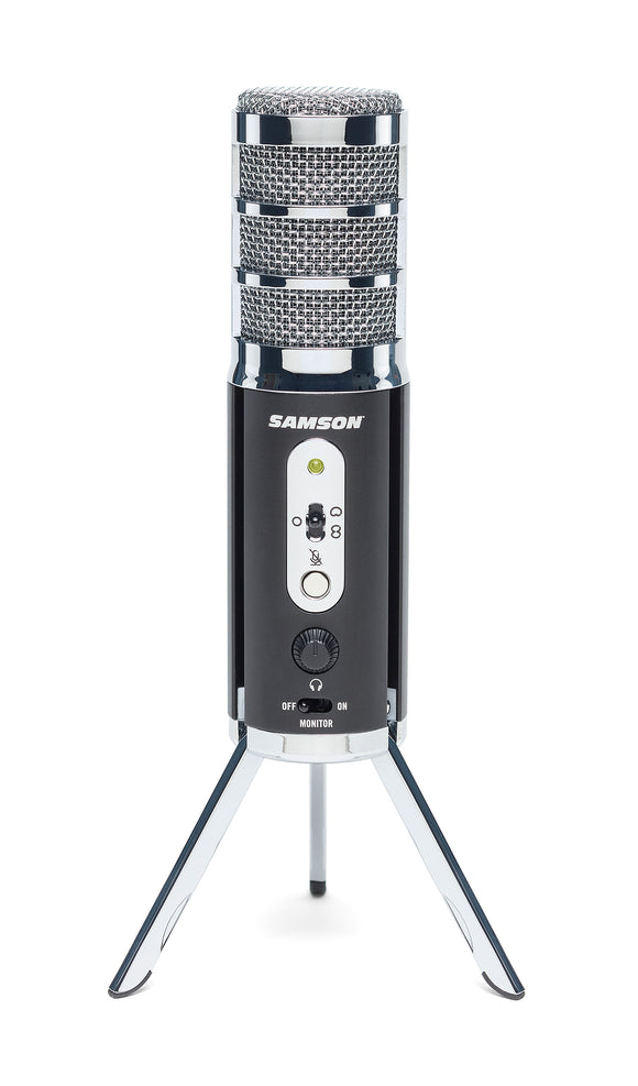 Samson Satellite - USB/iOS Broadcast Microphone