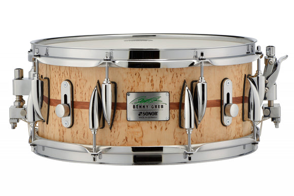 SONOR Benny Greb Signature Snare 2.0 - 13'x5.75' - Beech Shell