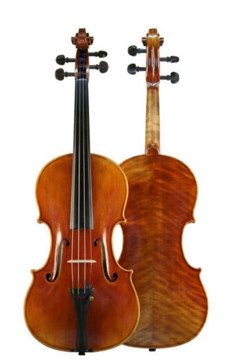 Violmaster Violin Outfit , Step-Up Model ( Various sizes available )