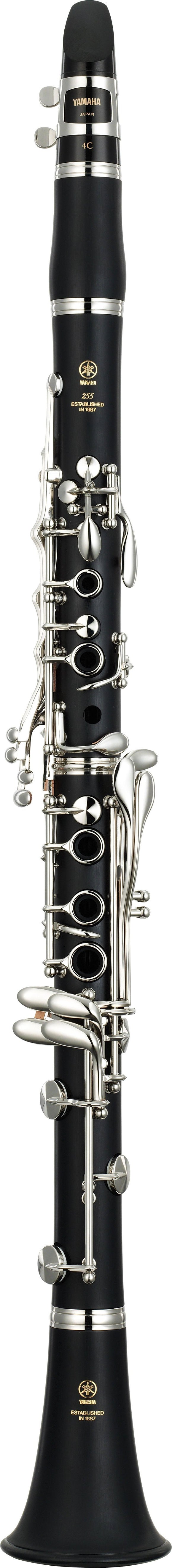 Yamaha YCL255 Bb Clarinet (Limited offer)