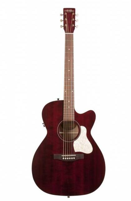 Art & Lutherie 042357 Legacy (Tennessee Red CW QIT) - Electric Acoustic Guitar 電木結他