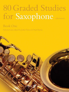 80-Graded-Studies-for-Saxophone-Book-One