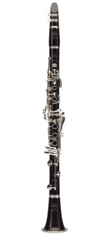 Buffet Crampon RC Bb Clarinet, Stained African Blackwood Body, 17 Keys