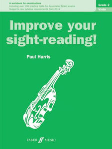 Improve-Your-Sight-Reading-Violin-Grade-2-Instrumental-Solo
