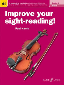 Improve-your-Sight-reading-Violin-Grade-5-Instrumental-Solo
