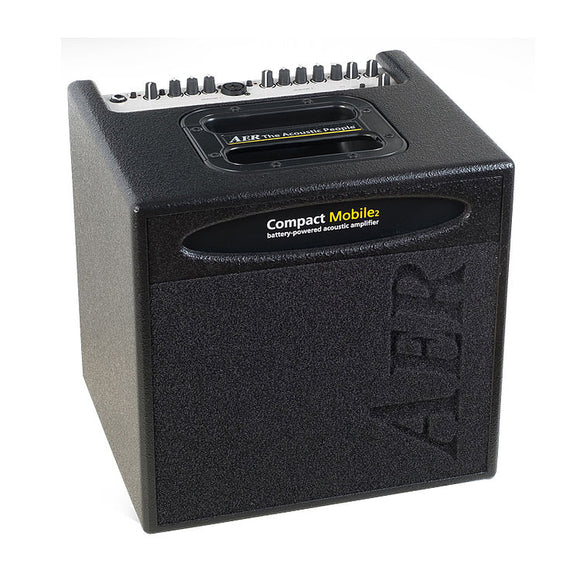 AER Compact Mobile Acoustic Guitar Amplifier