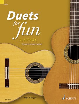Duets for Fun- Guitars Easy pieces to play together