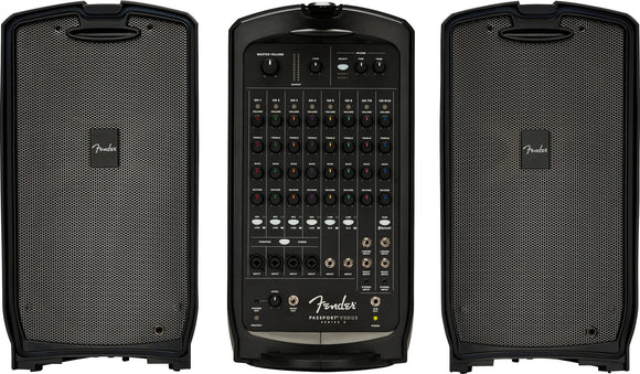 Fender Passport® Venue Series 2 Portable Audio System