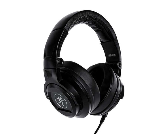 Mackie MC250 Professional Closed-Back Over-Ear Headphones