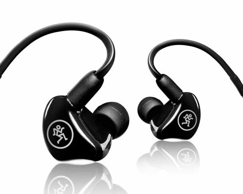 Mackie MP240 Dual Hybrid Professional In-Ear Monitor