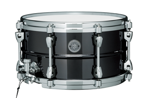 "TAMA 7"" x 13"" Starphonic Black Nickel Plated Steel Snare Drum"