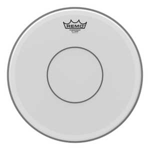 "REMO 14"" Powerstroke P77 Coated Clear Dot Drum Head"