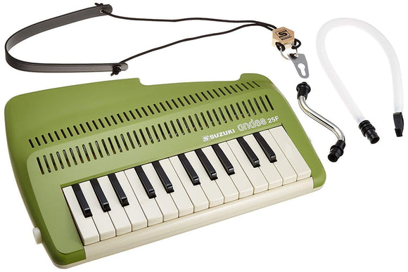 Suzuki Andes 25F Recorder and Keyboard (25 keys)