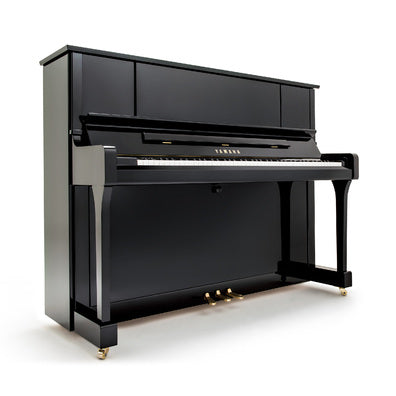 Yamaha YU2X Upright Piano Polished Ebony