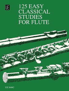 Diverse-125-Easy-Classical-Studies-For-Flute