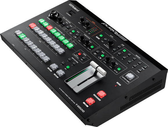Roland V-600UHD 4K HDR Multi-format Video Switcher