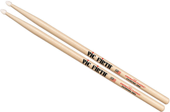 VIC FIRTH American Classic Extreme 5B Drumsticks - Wood Tip