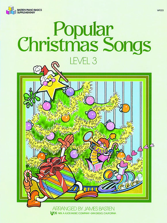 Popular Christmas Songs, Level 3
