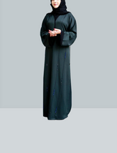 Load image into Gallery viewer, Islamic Abaya Spruce Model R1A-103-SP