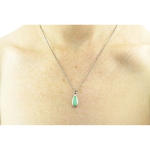 Load image into Gallery viewer, Drop in the Ocean Necklace