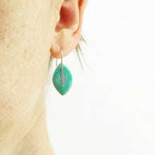 Load image into Gallery viewer, Classic Leaf Earrings