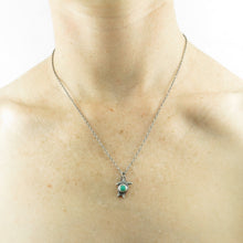 Load image into Gallery viewer, Nurdle Turtle Necklace