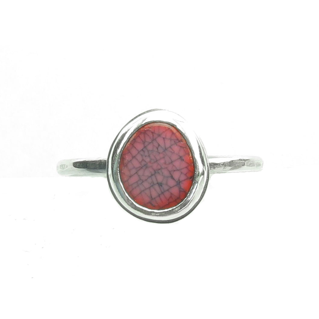 Red Classic Ring