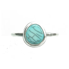 Load image into Gallery viewer, Light Blue Classic Ring