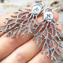 Load image into Gallery viewer, Sea Fan Earrings