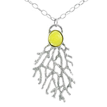 Load image into Gallery viewer, Sea Fan Necklace